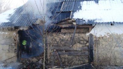 53-річний чоловік згорів у закинутому будинку