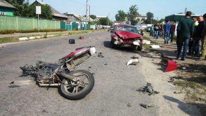 Будуть судити суддю, який збив насмерть 21-річного мотоцикліста в Олевську