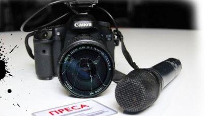 За два роки поліція зафіксувала шість випадків перешкоджання роботі журналістів