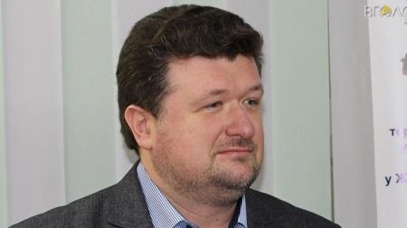 Заступник голови ОДА Ярослав Лагута написав заяву на звільнення