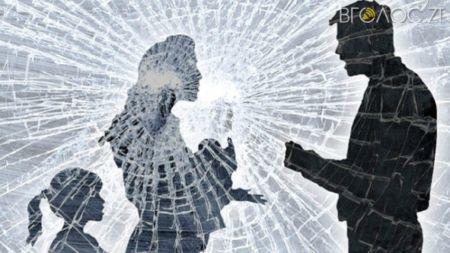 Кількість випадків насильства в сім'ї за три роки зменшилася (ІНФОГРАФІКА)