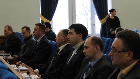 Стало відомо, які питання розглянуть на сесії міської ради 9 лютого