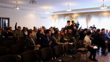 На з'їзді організацій учасників АТО вирішили створити всеукраїнську асоціацію