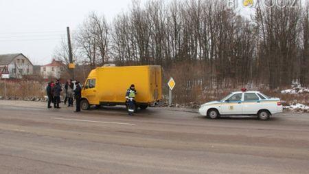 У Тетерівці водій «Мерседеса» збив велосипедиста і залишив його помирати на дорозі (ФОТО+ВІДЕО)