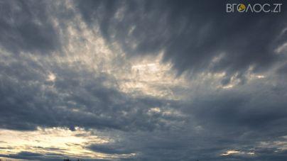 Після Водохреща в області буде хмарно з проясненнями