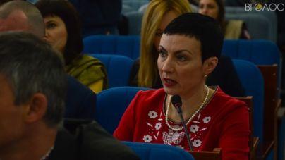 Питання про включення ПТУ до мережі управління освіти міський голова виніс на розгляд сесії під тиском ОДА, – депутатка
