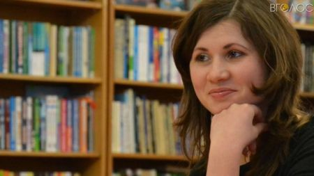 «Байстрючка» – дуже особистий твір, який мені болить, як відкрита рана, – житомирська письменниця Марія Хімич