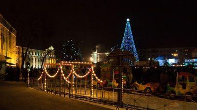 Майже мільйон гривень витратили у місті на новорічні свята (ІНОФГРАФІКА)