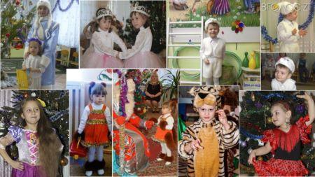 Читачі «Вголос.zt» обрали кращий дитячий новорічний костюм (результати фотоконкурсу)