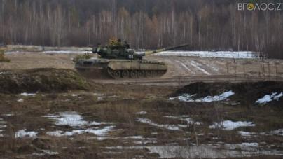 Двоє військовослужбовців отримали поранення на полігоні під Житомиром