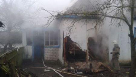 За минулу добу в Житомирській області одна людина загинула в пожежі