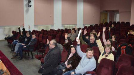 Житомиряни підтримали перейменування парку Гагаріна на Шодуарівський (ФОТО)