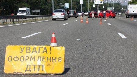 На Житомирщині водій збив двох велосипедистів