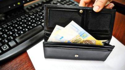 Борг із виплати зарплати в області становить понад 8 мільйонів