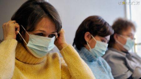 За півтора місяця 2016 року на грип і ГРВІ уже захворіли майже 13 тисяч житомирян (ІНФОГРАФІКА)