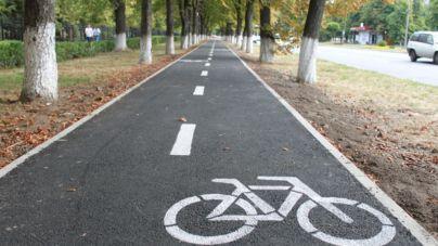 Ще два роки велодоріжок у Житомирі не буде