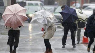 У Житомирі знову очікується дощ із снігом