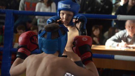 У Житомирі проходить чемпіонат області зі змішаних єдиноборств (ФОТОРЕПОРТАЖ)