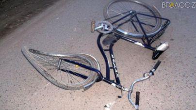 У Житомирському районі авто насмерть збило велосипедиста