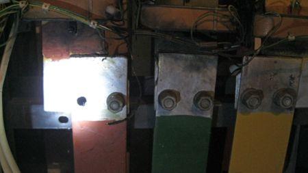 Батько та син хотіли обікрасти електростканцію