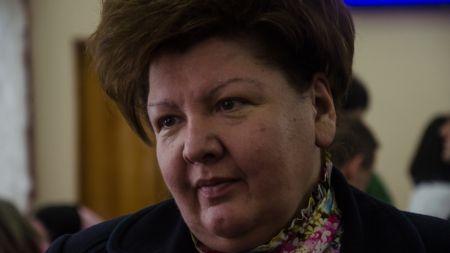 Лабунська таки перерахувала свою зарплату родинам учасників АТО