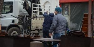 Житомирська міськрада заплатила понад півмільйона шкоди за демонтований МАФ