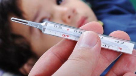 За добу в області захворіли на грип майже 1500 людей