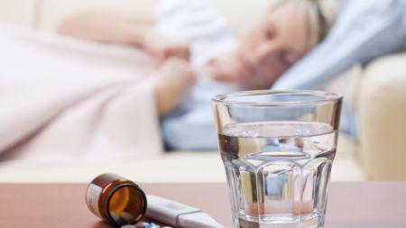 У Житомирі порахували, що за останню добу майже на 39% зросла захворюваність на грип та ГРВІ
