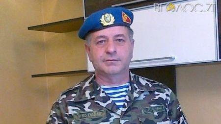 Картини житомирського десантника успішно продаються в Італії