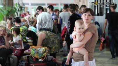 В області проживає більше 7 тисяч переселенців (ІНФОГРАФІКА)