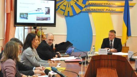 В області репрезентували пілотний проект щодо безпеки дорожнього руху