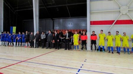 У Житомирі розпочався фінал Аматорської футзальної ліги