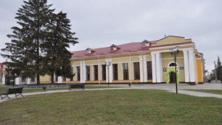 У Бердичеві відкрили новий спортивний комплекс