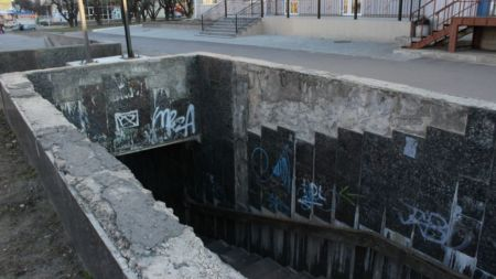 Єдиний підземний перехід Житомира не ремонтуватимуть капітально