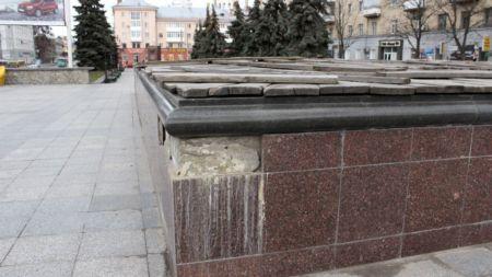 На житомирські фонтани передбачили 740 тисяч, але їх не ремонтуватимуть капітально (ФОТО)