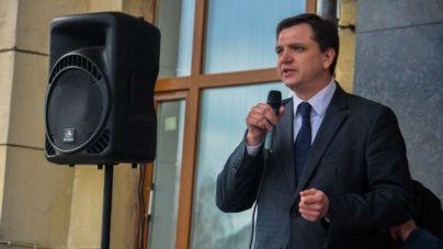 """Нардеп Юрій Павленко був офіційно """"присутній"""" у Верховній Раді, проте перебував у Житомирі"""