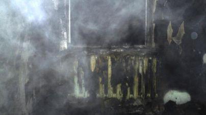 У Брусилові внаслідок пожежі загинув чоловік