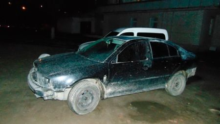 Поліція затримала викрадача автомобіля