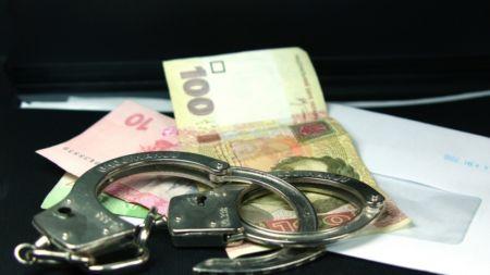 Cлідчого Нацполіції можуть засудити до 10 років ув'язнення за одержання хабара