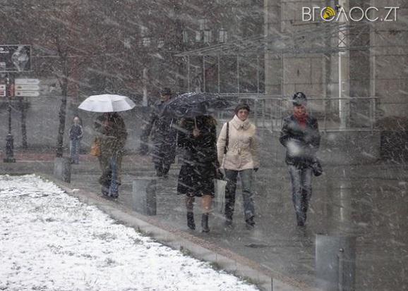 Синоптики розповіли, якою буде погода на Житомирщині 6 лютого