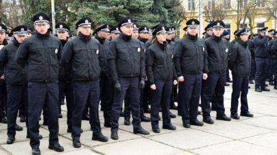 229 нових патрульних поліцейських у Житомирі склали присягу (ОНОВЛЮЄТЬСЯ)