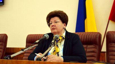 Лабунська запросила депутатів Верховної Ради на чергову сесію