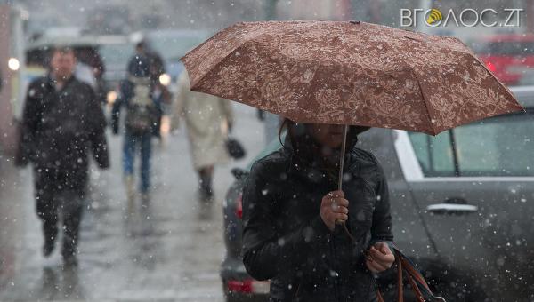 Синоптики розповіли, якою буде погода в Житомирі
