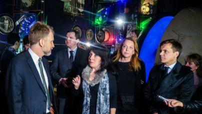 У Житомирі вперше побував Генеральний консул США в Україні (ВІДЕО, ФОТО)