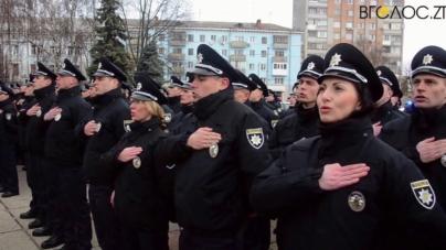 Для нормальної роботи патрульній поліції не вистачає кадрів