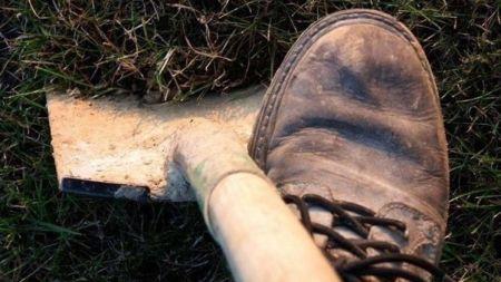 Пенсіонер вбив свого сина та закопав у лісі під Житомиром
