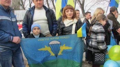 Військові 95-ї аеромобільної бригади повернулися до Житомира