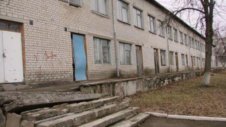 Будівлю дитячого інфекційного відділення пустять з молотка