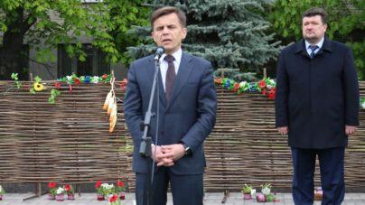 Сергій Сухомлин прокоментував ситуацію з Домом української культури