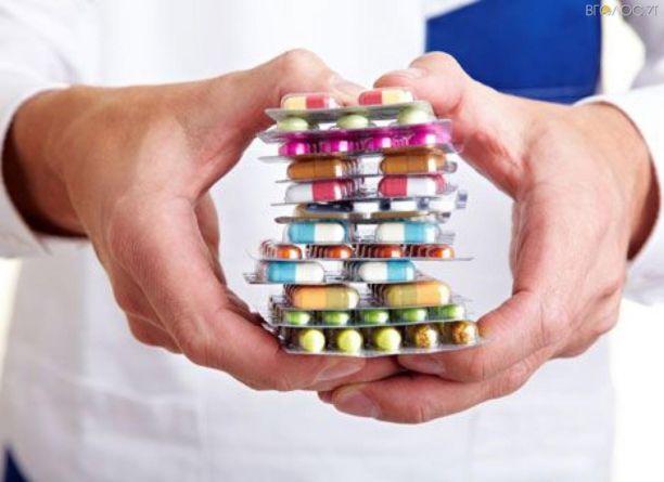 Жителі області можуть отримати лікарські препарати за програмою «Доступні ліки» у 78 аптеках